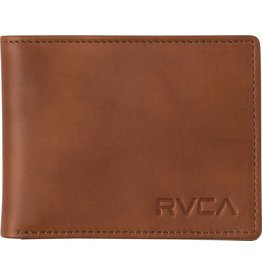 RVCA CREST BI-FOLD WALLET