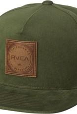 RVCA MILLS SNAPBACK HAT