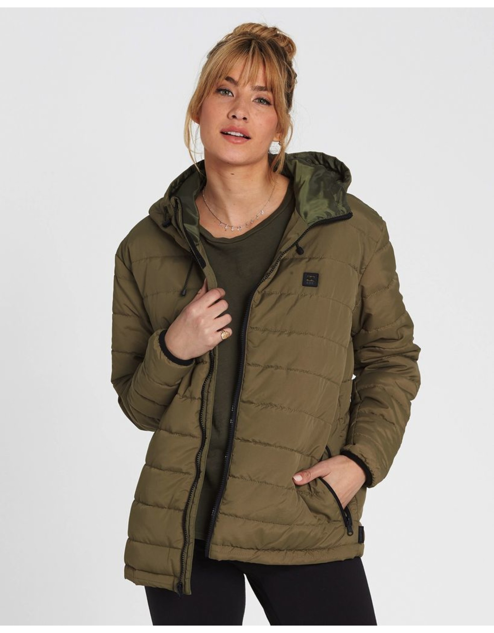 BILLABONG A/DIV TRANSPORT PUFFER JACKET