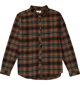 BILLABONG COASTLINE LONG SLEEVE FLANNEL