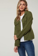 ONEILL BRILEY SOLID JACKET
