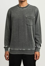 RVCA BARREL POCKET CREW SWEATSHIRT