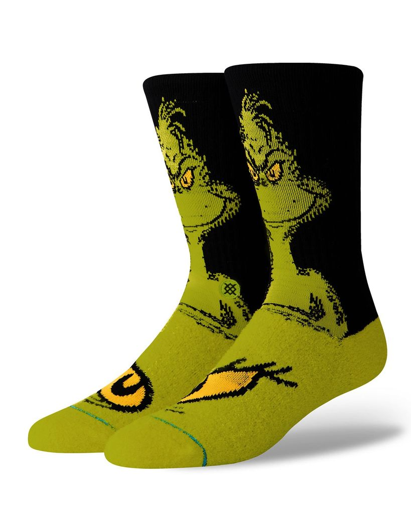 STANCE THE GRINCH STANCESOCKS