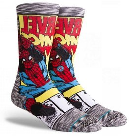 STANCE SPIDERMAN COMIC SOCKS