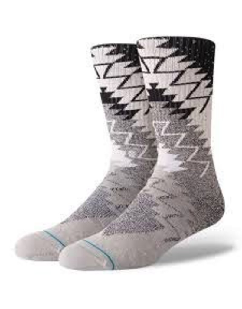 STANCE SHASTA GREY SOCK