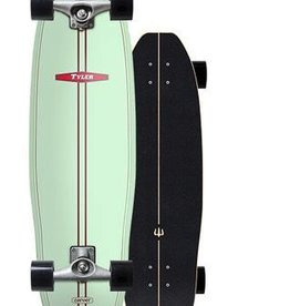 "CARVER SKATEBOARDS 35.5"" TYLER RIDDLER SURFSKATE COMPLETE"