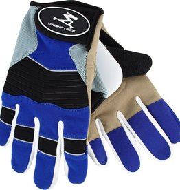Timeship Racing Freeride Blue Slide Gloves