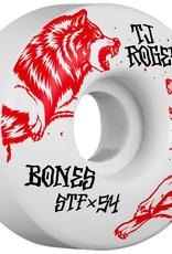 BONES WHEELS STF PRO ROGERS SURVIVAL SKATEBOARD WHEELS V3 52MM 103A 4PK