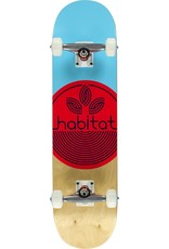 HABITAT LEAF DOT COMPLETE-7.75 NAT/BLU/RED