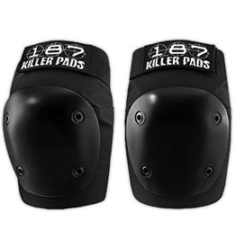 187 187 FLY KNEE PADS SET BLACK