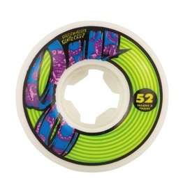 OJ WHEELS OJ WHEELS CHAOS INSANEATHANE EZ EDGE 52MM 101A 4PK