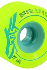 Bustin 70mm 80a - BUSTIN SWIFT FORMULA WHEELS 4PK