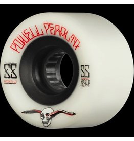 POWELL Powell Peralta G-Slides Skateboard Wheels 56mm 85a 4pk White
