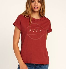 RVCA BILLIARD T-SHIRT