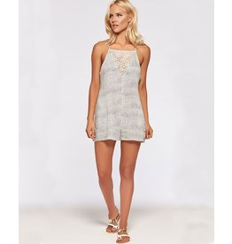 L*SPACE L SPACE SCANDALOUS SKIN ROMPER