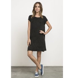 PUNCH OUT T-SHIRT DRESS