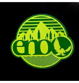 EAGLE NEST OUTFITTERS ENO GREEN FOREST DECAL