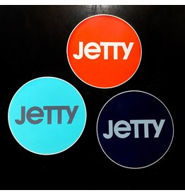 JETTY JETTY DECAL - ASSORTED COLORS