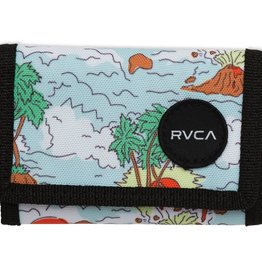 RVCA RVCA PRINT TRIFOLD WALLET