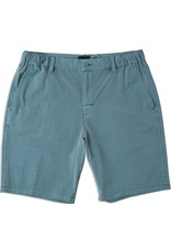 RVCA ALL TIME RINSED COASTAL HYBRID SHORT