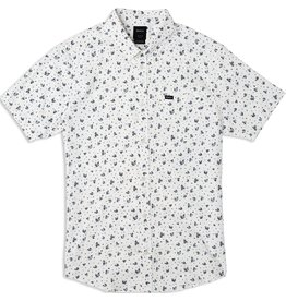 RVCA THAT'LL DO PRINT BUTTON-UP SHIRT