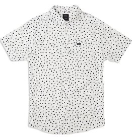 RVCA SHAKE ALONG BUTTON-UP SHIRT