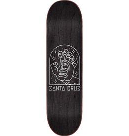 santa cruz 8.125in x 31.7in Gateway Hand Hard Rock Maple Santa Cruz Skateboard Deck