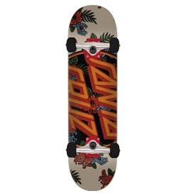 santa cruz 7.5in x 30.6in Vacation Dot Santa Cruz Skateboard Complete