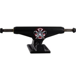 "INDEPENDENT Stage 11 Thrasher Pentagram Black Standard Independent Skateboard Trucks - 139mm (8"" axle)"