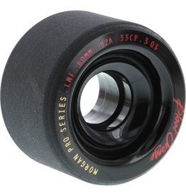 BLOOD ORANGE BLOOD ORANGE MORGAN PRO SERIES 60MM/82A WHEELS - BLACK