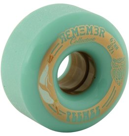 REMEMBER REMEMBER PEE WEE 62MM - SEAFOAM