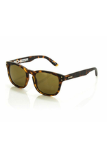 CARVE SUNGLASSES BOHEMIA POLARIZED BROWN LENS - MATTE TORT