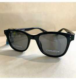 CARVE SUNGLASSES HOMELAND POLARIZED GREY LENS - BLACK