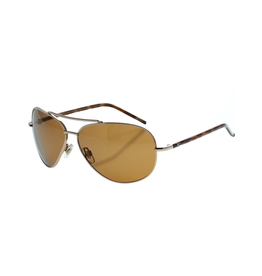 CARVE SUNGLASSES TOP DOG POLARIZED BROWN LENS - GOLD TORTOISE