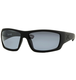 CARVE SUNGLASSES MORAY POLARIZED LENS FLOATING EDITION - MATTE BLACK