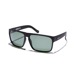 CARVE SUNGLASSES VENDETTA POLARIZED GREY LENS - MATTE BLACK