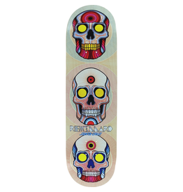 SANTA CRUZ REMILLARD POWER OF THREE DECK-8.25 NAT