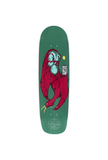 SECTOR 9 WELCOME RAW POWER/WAXING MOON DECK-8.5 SAGE