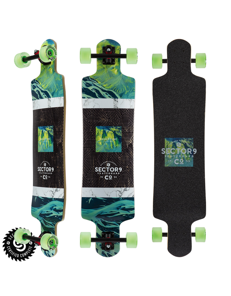 SECTOR 9 VALLEY FAULT LINE