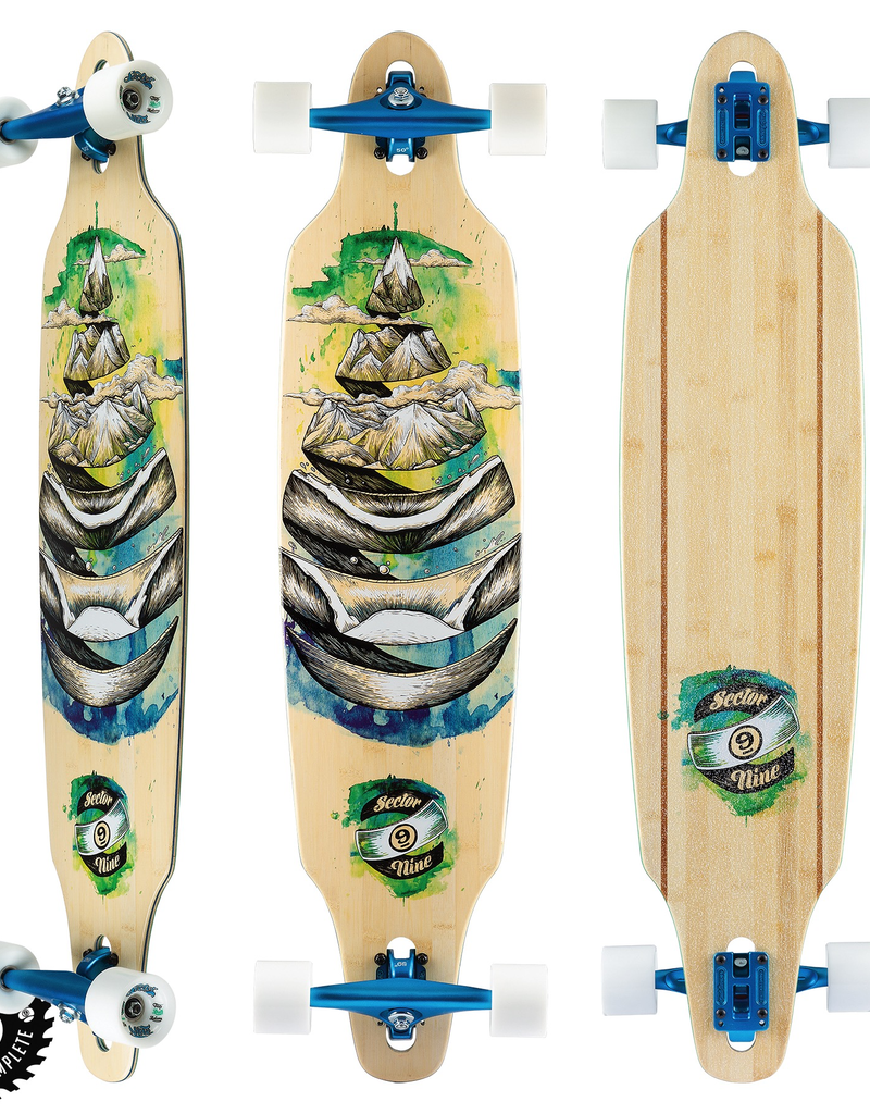 SECTOR 9 DROPLET LOOKOUT