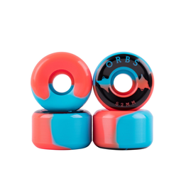 ORBS SPECTERS SPLITS - 52MM - BLUE/CORAL