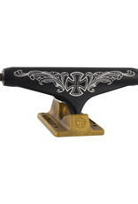 INDEPENDENT INDE CABALLERO STD 159mm FLOURISH BLK/GOLD