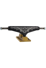 INDEPENDENT INDE CABALLERO STD 159mm FLOURISH BLK/GOLD