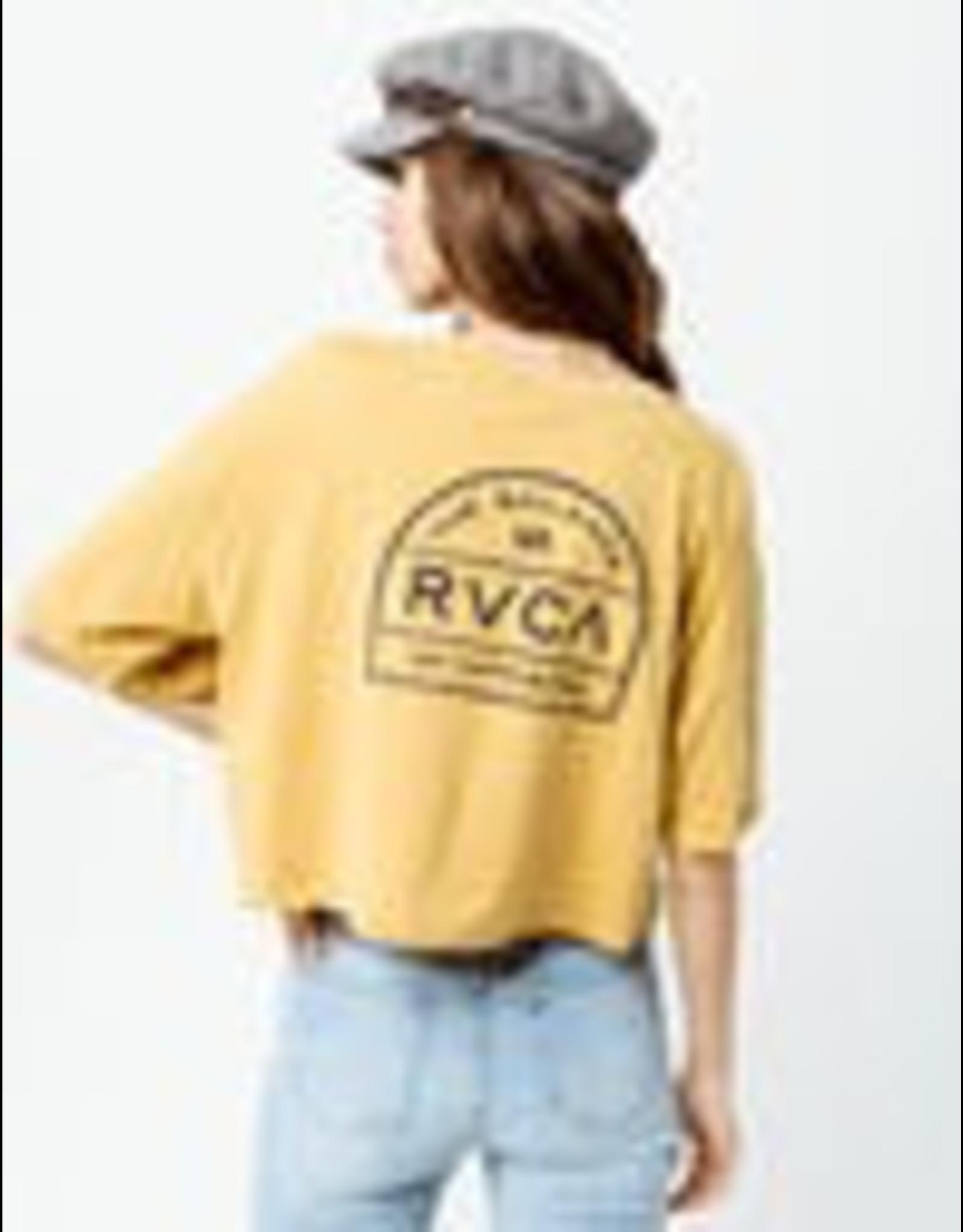 RVCA ARCHERS TEE