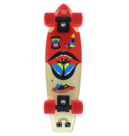 GOLDCOAST G.COAST WATERSHED MINI CRUISER COMPLETE-6.5x24