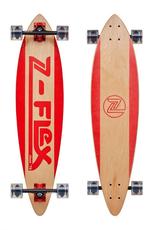 Z-FLEX Z-FLEX PINTAIL COMPLETE-9x38 MOVING SIDEWALK RED