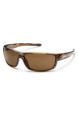 SUNCLOUD SUNCLOUD VOUCHER Brown Stripe Frame/Polarized Brown Lens