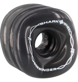 SHARK WHEEL SHARK SIDEWINDER 70mm 78a SOLID SMOKE