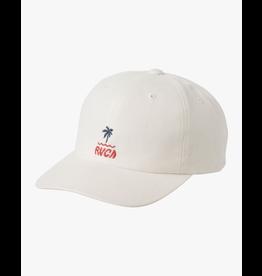 RVCA RVCA SHERBERT STRAPBACK HAT