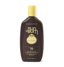 SUN BUM SUN BUM SUNSCREEN LOTION SPF 15 8 OZ